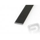 Uhlíková pásnice 2x12mm 1m