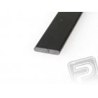 Uhlíková pásnice 3x15mm 1m