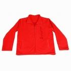Fleece bunda GRAUPNER červená L