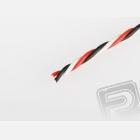 Kabel třížilový kroucený tlustý FU 0.25mm2