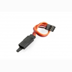 JR009 prodlužovací kabel 10cm JR s pojistkou