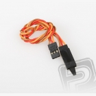 JR020 prodlužovací kabel kroucený 30cm s pojistkou