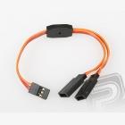 JR040 V-kabel krátký JR 15cm