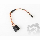 JR240 V-kabel kroucený JR (15cm)