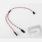 FU242 V-kabel kroucený FUT (30cm)