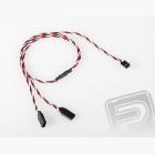 FU244 V-kabel kroucený FUT (60cm)