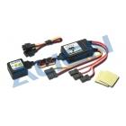 ALIGN - 3G Programovatelný FLYBAR systém pro T-REX 500 (černý)