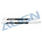 ALIGN - rotorové listy 690 3G - 690mm - T-REX 700
