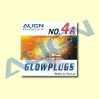 ALIGN/O.S. MAX žhavící svíčka - A4