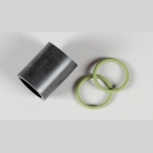 O-kroužky/silikonová spojka pro FG ocelový tlumič power 1:5