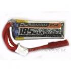 DUREMAX Power LiPol 7.4V 185mAh 15C JST