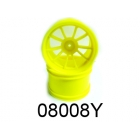 Disky – 1:10 Monster, 2ks, (žluté)