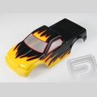 Karosérie lakovaná Himoto Truck 1:10 (černo-žlutá)