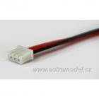DUREMAX konektor JST-XH 2S s kabelem 8cm