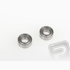 Kuličkové ložisko 5x10x4 mm (2 ks)