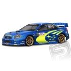 Karoserie čirá Subaru Impreza WRC 2004 Monte Carlo (190 mm/rozvor 255 mm)