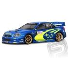Karoserie čirá Subaru Impreza WRC 2004 (200 mm)