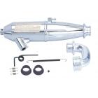 Enduro-46 1/8 Off Road výfukový systém-EFRA #2076