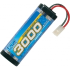 Power Pack 3000 - 7.2V - 6 článkový NiMH Stickpack