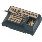 RX-381 FHSS-3 přijímač (netelemetrický)