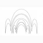 XXX Main - Airbrush šablona - Super Swoosh