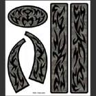 XXX Main - Airbrush šablona - Tribal Camo
