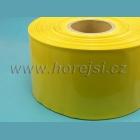 Smšť. bužírka 120 mm žlutá