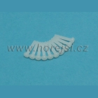 Křížový šroub M2x12 polyamid