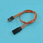 Prodluž. kabel JR 25 cm plochý 0,14mm2