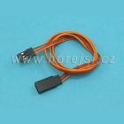 Prodluž. kabel JR 50 cm plochý 0,14mm2