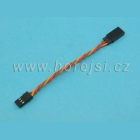 Prodluž. kabel JR 10 cm krouc. 0,25mm2
