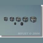 MPJ 2801 Zaisť.krúž. pr.2,5 4ks/bal.