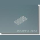 MPJ 2512 Ohybací záves malý 6ks/bal