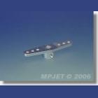MPJ 2270 Kov.ovl.páka pr.3 krátka