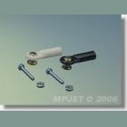 MPJ 2402 Guľový čap M1,6 kr. 2ks/b.