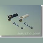 MPJ 2405 Guľový čap M1,6 dlhý 6ks/b.