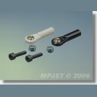 MPJ 2454 Guľový čap M3 imb. 2ks/b