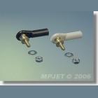 MPJ 2450 Guľový čap M3 krátky 2ks/b.