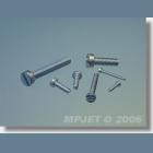 MPJ 0210 Šrób M2x6 10ks/bal.