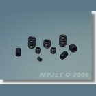 MPJ 0450 Zaisť.šrób imb. 3x3 4ks/b