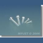 MPJ 0371 Šrób M3x8 PH, zápust.hlava