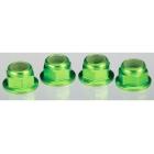 Traxxas matice M4 samojistná s límcem zelená (4)