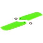Blade listy ocasního rotoru zelené: 330X/450/X