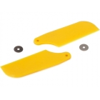 Blade listy ocasního rotoru žluté: 330X/450/X