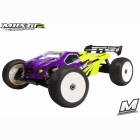 MBX-6 T R 1/8 TRUGGY stavebnice - silver carbon