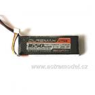 DUREMAX Power LiPol 11.1V 1650mAh 25C EC3