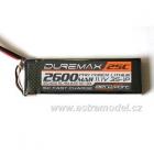 DUREMAX Power LiPol 11.1V 2600mAh 25C EC3