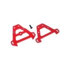 Traxxas přepážka šasi hliníková červená (P+Z)