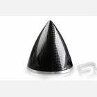 Profi kužel 57mm černý (imitace carbon)