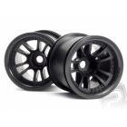 Disky SPLIT 5 TRUCK černé (pár)
